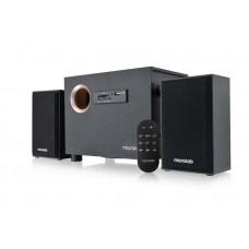 Акустическая система 2.1 Microlab M-105R Black + ДУ