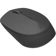 Мышь Wireless Rapoo M100 Silent Grey USB