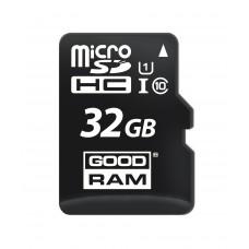 Карта памяти MicroSDHC 32GB UHS-I Class 10 GoodRam (M1A0-0320R12)