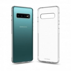 Чехол накладка TPU MakeFuture Air для Samsung S10 G973 Transparent