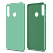 Чехол накладка TPU MakeFuture Flex для Samsung A20s A207 Olive Turquoise (MCF-SA20SOL)