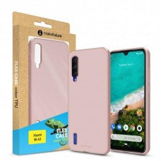 Чехол накладка TPU MakeFuture Flex для Xiaomi Mi A3 Rose (MCF-XMA3RS)
