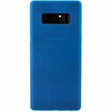 Чехол накладка TPU MakeFuture Ice для Samsung S8 G950 Blue (MCI-SS8BL)