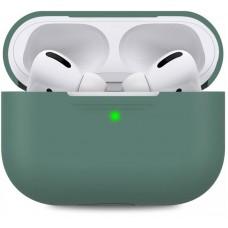 Чехол TPU MakeFuture для наушников Apple AirPods Pro Green (MCL-AAPGN)