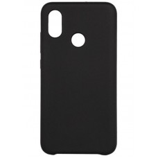 Чехол накладка TPU MakeFuture Silicone для Xiaomi Mi 8 Black
