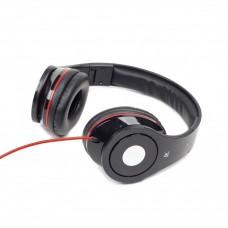 Наушники гарнитура накладные GMB Audio MHS-DTW-BK Black