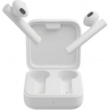 Наушники гарнитура вкладыши Bluetooth Xiaomi Mi Air 2 SE White Global (BHR4089GL)_