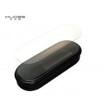 Защитная пленка Mijobs для Xiaomi Mi Band 4 Transparent (2шт) (MJ470965)