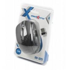 Мышь Wireless Maxxter Mr-325 Black USB