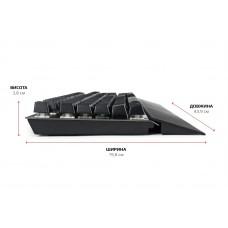 Клавиатура Motospeed CK108 Outemu Blue Silver USB