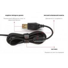 Мышь Motospeed V70 Black USB Optical