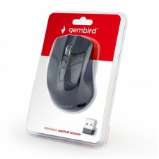 Мышь Wireless Gembird MUSW-4B-04 Black USB