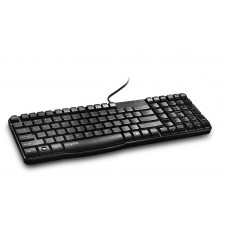 Клавиатура Rapoo N2400 Black USB