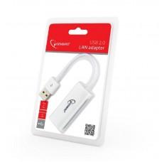 Адаптер Gembird USB-RJ45 Fast Ethernet White (NIC-U2-02)