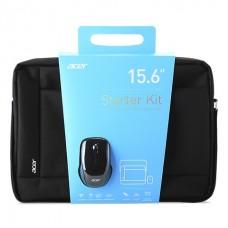 Сумка для ноутбука Acer Notebook Starter Kit 15.6 (NP.ACC11.02A) + мышь Black