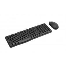 Комплект клавиатура + мышь Rapoo NX1820 Black USB