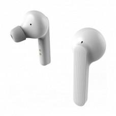 Наушники гарнитура вакуумные Bluetooth Mobvoi TicPods Free WG72016 Earbuds Ice White (P1612000100A)