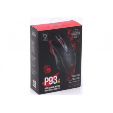 Мышь A4Tech P93s Bloody Black USB