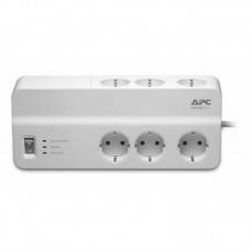 Сетевой фильтр APC Essential SurgeArrest White (PM6-RS) 6 розеток 2m 10A