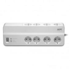 Сетевой фильтр APC Essential SurgeArrest White (PM8-RS) 8 розеток 2m 10A