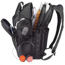 Рюкзак для ноутбука Sumdex PON-399BK 17 Black