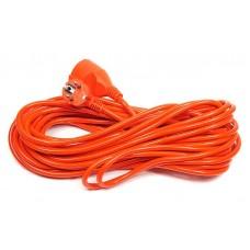 Удлинитель PowerPlant JY-3024/15 1 розетка 15m 8A оранжевый