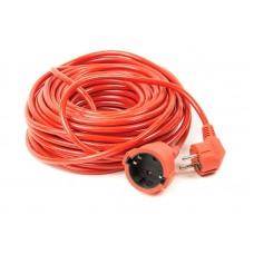 Удлинитель PowerPlant (PPCA10M20S1L) 1 розетка 20m морозостойкий 10A Orange