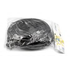 Удлинитель PowerPlant JY-3021/20 1 розетка 16A 20m Black