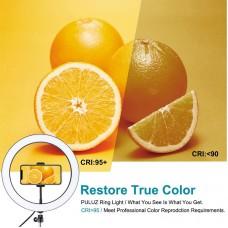 """Лампа кольцевая LED USB Puluz PU407 11.8"""" (PU407) Black"""