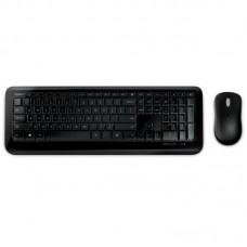 Комплект клавиатура + мышь Wireless Microsoft Desktop 850 (PY9-00012) Black USB