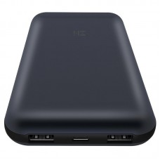 УМБ Power Bank Xiaomi ZMi Aura QB820 20000mAh 2USB Type-C 2.4 Black