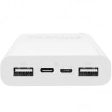 УМБ Power Bank Xiaomi ZMi Aura QB821 2USB 2.4A Type-C 20000mAh White