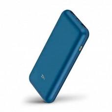 УМБ Power Bank Xiaomi ZMi 10 Pro QB823 QC3.0 20000mAh 2USB Type-C 3A Blue