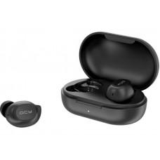 Наушники гарнитура вакуумные Bluetooth 5.0 Xiaomi QCY T9 Black