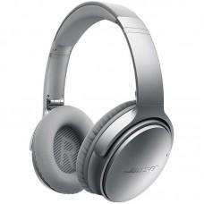 Наушники гарнитура накладные Bluetooth Bose QuietComfort 35 II Silver