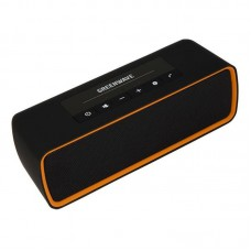 Колонка портативная Bluetooth Greenwave PS-MF-612 Black