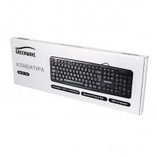 Клавиатура Greenwave KB-ST-104 (R0014215) Black USB