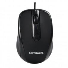 Мышь Greenwave MO-1641 (R0015247) Black USB