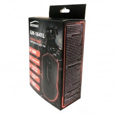 Мышь Greenwave GM-1641L (R0015250) Black/Red USB