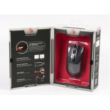 Мышь Wireless A4Tech R30A Bloody Black USB