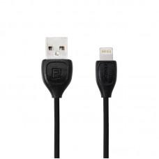 Кабель Remax Lesu RC-050i USB-Lightning 1m Black