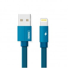 Кабель USB-Lightning Remax Kerolla 1m Blue (RC-094I1M-BLUE)