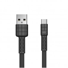 Кабель USB-Type-C Remax Armor Series 1m Black (RC-116A-Black)