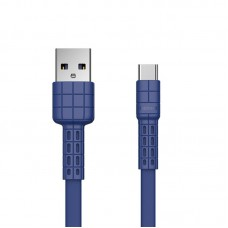 Кабель USB-Type-C Remax Armor Series 1m Blue (RC-116A-BLUE)