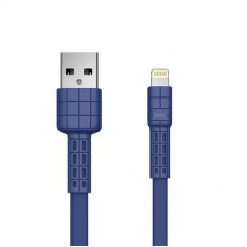 Кабель USB-Lightning Remax Armor Series 1m Blue (RC-116I-BLUE)