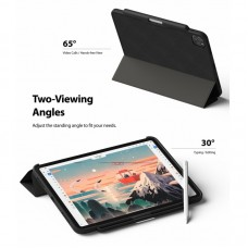 Чехол книжка TPU Ringke для Apple iPad Pro 11 2020 Black (RCA4740)