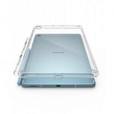Чехол накладка TPU Ringke Fusion для Samsung Tab S6 Lite P610 P615 Clear (RCS4741)