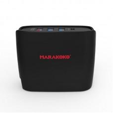 СЗУ Marakoko MA11 4USB 3A QC3.0 Black (RL050299)