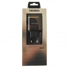 СЗУ Jellico WJ-C80 LED 2USB 2.4A Black (RL057586) + cable USB-MicroUSB