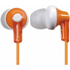 Наушники вакуумные Panasonic RP-HJE118GU-D Orange